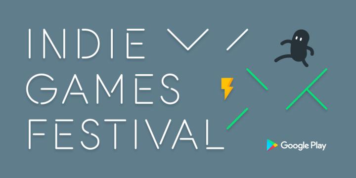 Indie Games Festival banner